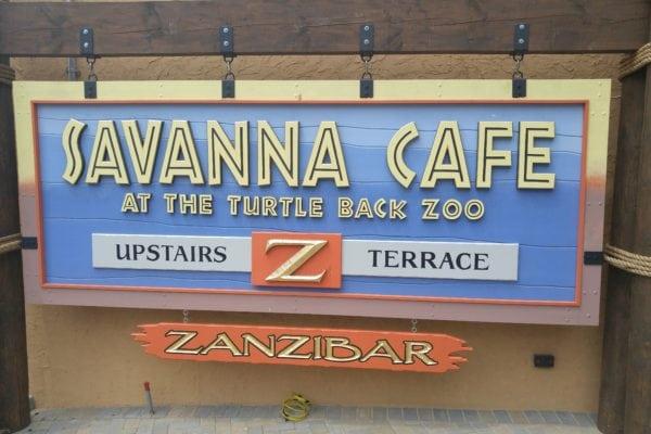 Savanna Cafe