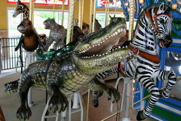 Endangered Species Carousel