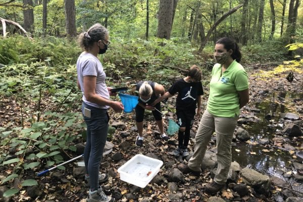 Family Nature Club:  Nature Adventurers