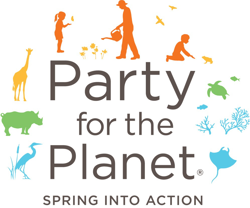 Party for the Planet:  Spring into Action